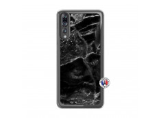 Coque Huawei P20 PRO Black Marble Translu