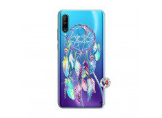 Coque Huawei P30 Lite Blue Painted Dreamcatcher