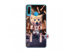 Coque Huawei P30 Lite Cat Nasa Translu