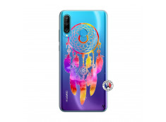 Coque Huawei P30 Lite Dreamcatcher Rainbow Feathers