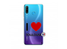 Coque Huawei P30 Lite I Love Toulouse