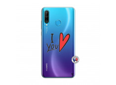 Coque Huawei P30 Lite I Love You