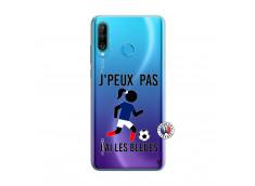 Coque Huawei P30 Lite Je Peux Pas J Ai Les Bleues