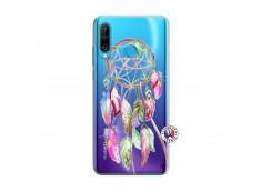 Coque Huawei P30 Lite Pink Painted Dreamcatcher