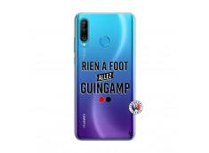 Coque Huawei P30 Lite Rien A Foot Allez Guingamp