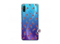 Coque Huawei P30 Lite Rose Pattern