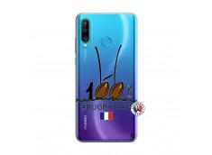 Coque Huawei P30 Lite 100 % Rugbyman Entre les Poteaux