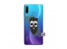 Coque Huawei P30 Lite Skull Hipster