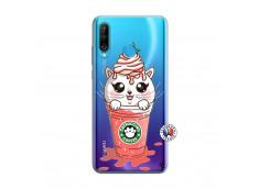 Coque Huawei P30 Lite Catpucino Ice Cream
