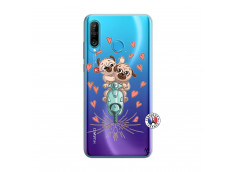 Coque Huawei P30 Lite Puppies Love