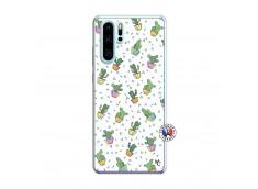 Coque Huawei P30 PRO Le Monde Entier est un Cactus Translu