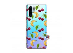 Coque Huawei P30 PRO Hey Cherry, j'ai la Banane
