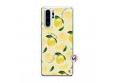 Coque Huawei P30 PRO Sorbet Citron Translu