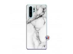 Coque Huawei P30 PRO White Marble Translu