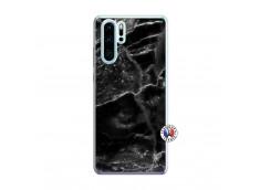 Coque Huawei P30 PRO Black Marble Translu
