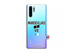 Coque Huawei P30 PRO Marseillais à Vie