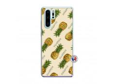 Coque Huawei P30 PRO Sorbet Ananas Translu