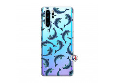 Coque Huawei P30 PRO Dolphins