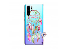Coque Huawei P30 PRO Pink Painted Dreamcatcher