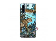 Coque Huawei P30 PRO Leopard Jungle
