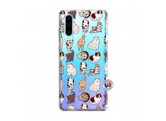 Coque Huawei P30 Cat Pattern