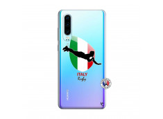 Coque Huawei P30 Coupe du Monde Rugby-Italy