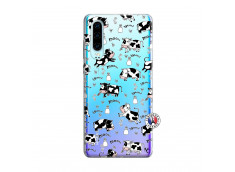 Coque Huawei P30 Cow Pattern