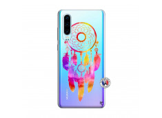 Coque Huawei P30 Dreamcatcher Rainbow Feathers