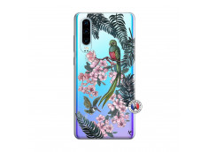 Coque Huawei P30 Flower Birds