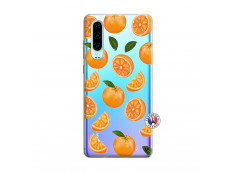 Coque Huawei P30 Orange Gina