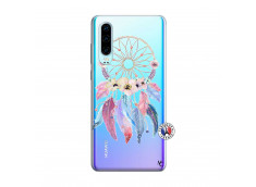 Coque Huawei P30 Multicolor Watercolor Floral Dreamcatcher
