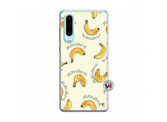 Coque Huawei P30 Sorbet Banana Split Translu