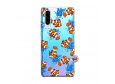 Coque Huawei P30 Poisson Clown
