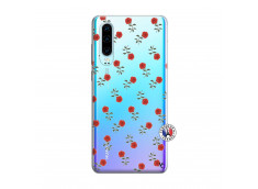 Coque Huawei P30 Rose Pattern