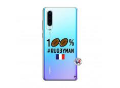 Coque Huawei P30 100% Rugbyman