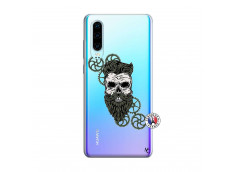 Coque Huawei P30 Skull Hipster