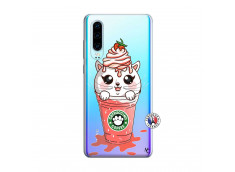 Coque Huawei P30 Catpucino Ice Cream