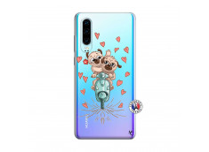 Coque Huawei P30 Puppies Love