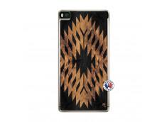 Coque Huawei P8 Aztec One Motiv Translu