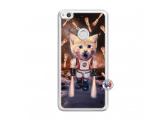 Coque Huawei P9 Lite Cat Nasa Translu