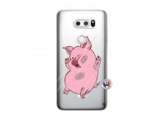 Coque Lg V30 Pig Impact