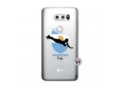 Coque Lg V30 Coupe du Monde Rugby-Argentina