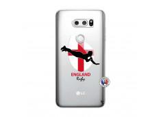Coque Lg V30 Coupe du Monde Rugby-England