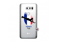 Coque Lg V30 Coupe du Monde de Rugby-France