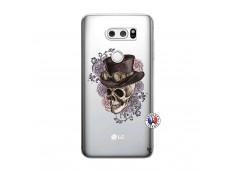 Coque Lg V30 Dandy Skull