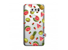 Coque Lg V30 Multifruits