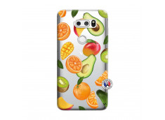 Coque Lg V30 Salade de Fruits