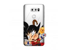 Coque Lg V30 Goku Impact