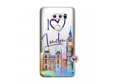 Coque Lg V30 I Love London