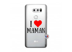 Coque Lg V30 I Love Maman
